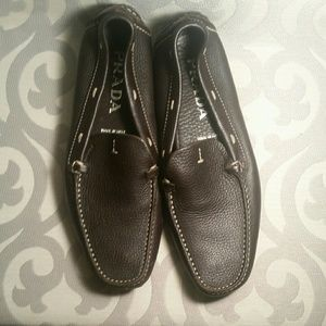 🔥FLASH SALE🔥 Prada Leather Loafers
